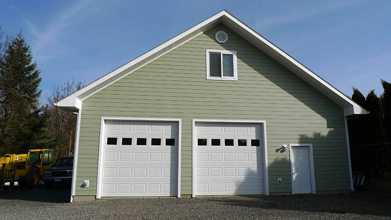 Garages of all Sizes