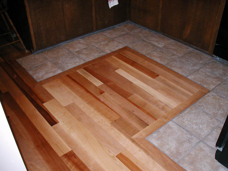 Wood Flooring and Tile Ideas